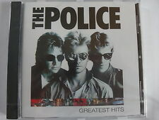 The police-Greatest Hits-roxanne-Message in a Bottle-walking on the Moon