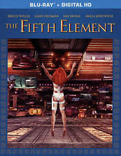 New, The Fifth Element [Blu-ray], DVDs
