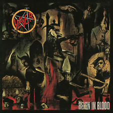 Slayer REIGN IN BLOOD 3rd Album 180g AMERICAN RECORDINGS New Sealed Vinyl LP