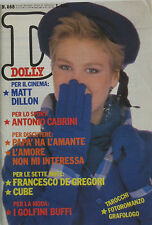 DOLLY 268 1983 Matt Dillon Francesco De Gregori Cube Stephany Antonio Cabrini