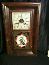 Antique OGEE clock by E.N.WELCH