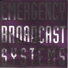 Emergency Broadcast System Vol 2 - Assuck Crain Friction - 7 Inch Record NEW
