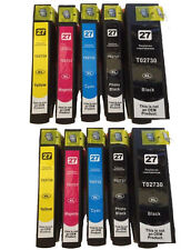 10 Pack T273XL 273XL NON-Oem ink  for Epson Expression Premium XP600 XP800 XP850