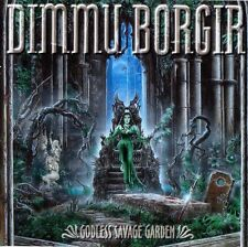 DIMMU BORGIR godless savage garden CD +2 BONUS ltd DIJI