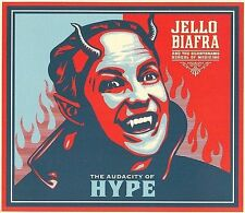 Audacity of Hype by BIAFRA,JELLO