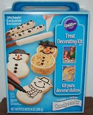 NEW! (1) Wilton Treat Decorating Kit includes Candy Melts - SNOWMAN - NEW - NIB