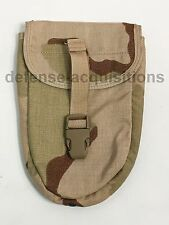 NEW Entrenching Tool E Tool Pouch Etool Carrier DCU Desert USGI