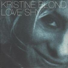 Kristine Blond - Love Shy (7 trk CD / Listen)