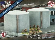 Team Yankee BNIB Oil Tanks (x2) BB190 *PREORDER*
