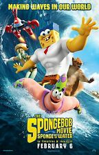 The SpongeBob Movie Sponge Out Of Water (2015) Movie Poster (24x36) - NEW