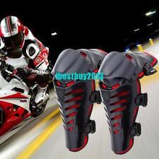 COPPIA GINOCCHIERE PROTEZIONI GINOCCHIA MOTO MOTOCROSS ENDURO BMX MTB QUAD