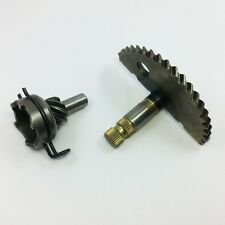 GY6 49cc 50cc 139QMB Kick Start Shaft Gear Chinese Gas Scooter Moped