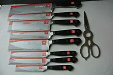 New Wusthof Classic 9-Piece Knife Set