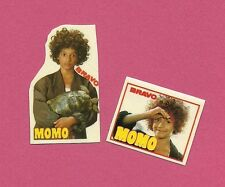 MOMO 1980s Movie Pop Rock Music TV Mini Stickers from Germany
