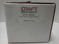 "S1 BC 203 HD CRAFT 2-3/16"" HELD BEARING CARTRIDGE ASSEMBLY"