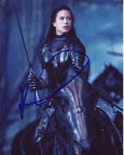 Rhona Mitra Signed Autographed 8x10 Photograph