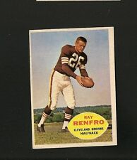 12567* 1960 Topps # 26 Ray Renfro Ex-Mt