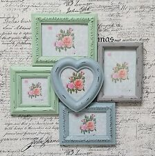 Vintage / Victorian / Shabby / Antique style Wooden Picture Photo Frame Collage