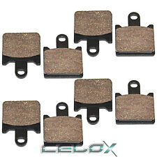 Front Brake Pads For Kawasaki ZX1400 ZZR1400 ZX-14 2006 2007 2008 2009 2010 2011