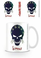 NEW OFFICIAL DC COMICS SUICIDE SQUAD (SLIPKNOT SKULL) - MUG BY PYRAMID MG23884