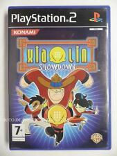 COMPLET jeu XIAOLIN SHOWDOWN sur playstation 2 PS2 en francais juego gioco spiel
