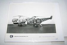 #1854 PHOTO NEGATIVE - 1960s TOYS - SKYLINE - FRICTION HELICOPTER