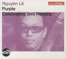 Nguyen Le - Purple-Celebrating Jimi Hendrix (Kulturspiegel-Ed) *CD*NEU*