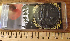 WW1 Memorial Plaque Dead Man's Penny 1914 1918 Heroes School Project Medal WWI