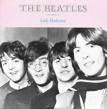 ★☆★ CD Single The BEATLES Lady Madonna 2-Track CARD SLEEVE  ★☆★