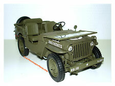 JEEP WILLYS U.S. ARMY 1/18 WELLY