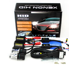 55W H4 6000K Bi-Xenon HID Headlight Conversion Kit Fiat Grande Punto Hatchback