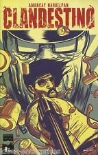 Clandestino #1 2nd Print Comic Book 2015 - Black Mask