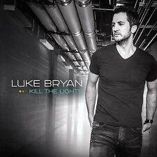 LUKE BRYAN - KILL THE LIGHTS: CD ALBUM (August 7th 2015)