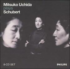 Mitsuko Uchida Plays Schubert Sonatas and Impromptus CD NEW