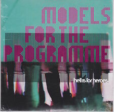 "Hell Is For Heroes - Models For The Programme - UK numbered vinyl 7"" SEALED"