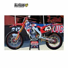 2010 - 2013 HONDA CRF 250 MAV TV Dirt Bike Graphics kit Motocross Graphics Decal