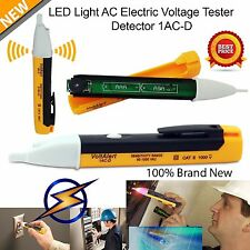 AC Non-Contact Electric Voltage Detector Tester Test Pen 90~1000V LCD BE