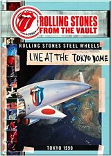 ROLLING STONES LIVE AT THE TOKYO DOME, 1990 DVD (October 30th 2015)