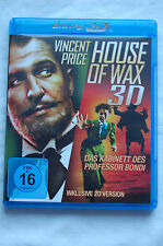 Das Kabinett des Professor Bondi/ House of Wax (Vincent Price) 3D + 2D Blu-ray