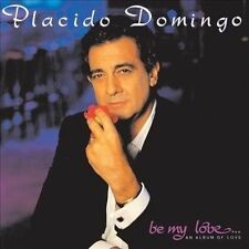 Placido Domingo : Be My Love CD (1990)