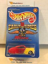 Tail Dragger * Early Times Rod Run * Hot Wheels * M2