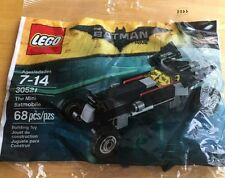 The Lego  Batman Movie Mini  Batmobile polybag 30521 NEW SEALED 2017
