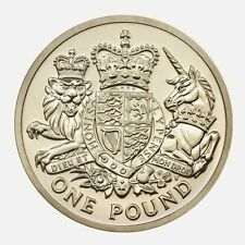 2015 £1 COIN 5TH FIFTH PORTRAIT JODY CLARK RARE ONE POUND UNCIRCULATED (f)