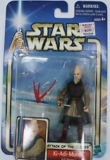 THE STAR WARS THE ATTACK OF THE CLONES: KI-ADI-MUNDI