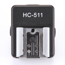 HC-511 Hot Shoe Adapter for Sony MI A7 A7R S II A6000 A6300 NEX6 to Canon Flash