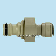 """CONNECT 1/4"""" REVERSE OSMOSIS PIPE TO HOSE PIPE"""