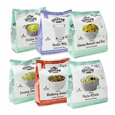 Augason Farms Pantry Pack Instant Favorites Variety 6 Pouches - Emergency Food