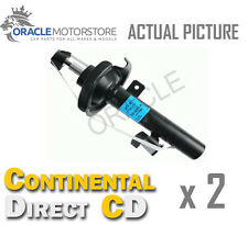 2 x CONTINENTAL DIRECT FRONT SHOCK ABSORBERS STRUTS SHOCKERS OE QUALITY GS3132FL