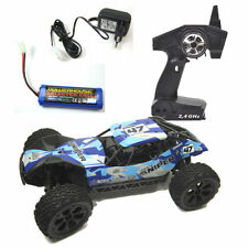 T2M Pirate Sniper 4 WD 1-10 XL Off Road Electric Buggy blue purple T4923