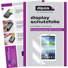 2x dipos Samsung Galaxy Tab 3 7.0 T211 Pellicola Prottetiva Transparente